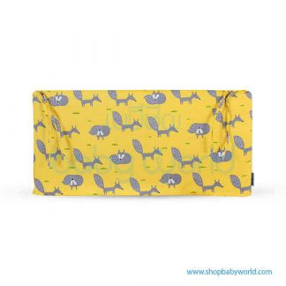 Muslin Tree Crib Bumper - Fox(1)