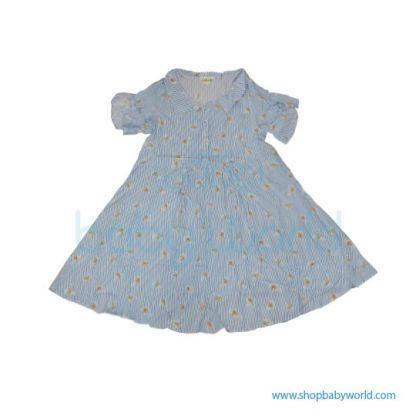 Love in Color Short sleeved dress YDQ262889(1)