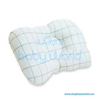Muslin Tree Baby Pillow - Grid(1)