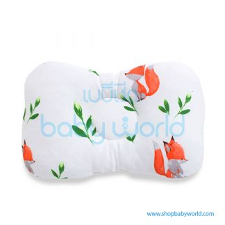 Muslin Tree Baby Pillow - Fox(1)
