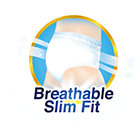 Breathable Slim Fit