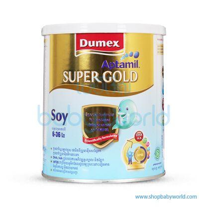 Dumex Aptamil Gold Soy 400g(24)
