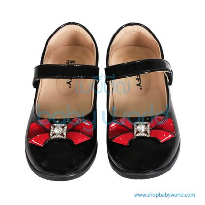 Snoffy Autum Leather Shoes AAQK17821 Black 29(1)
