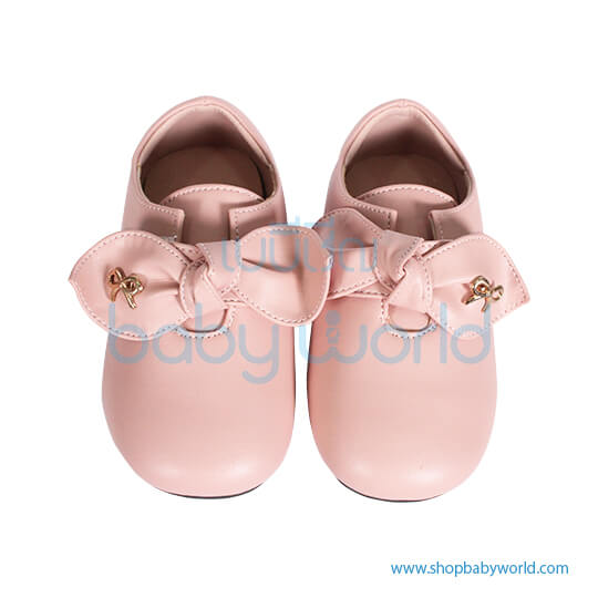 Snoffy First Step Shoes AABB18811 Pink 23(1)