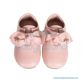 Snoffy First Step Shoes AABB18811 Pink 25(1)