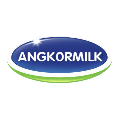 Angkor Milk Yogurt Strawbery 100g