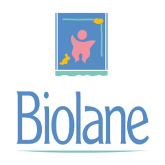 Biolane 2 in 1 body and hair cleanser - 350 ml bottle(1)