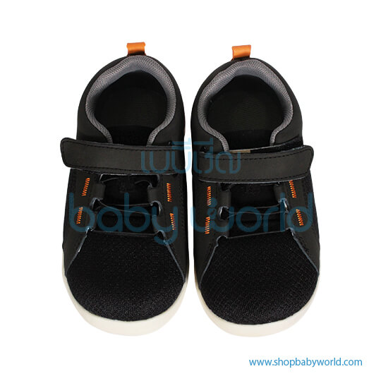 Snoffy First Step Shoes 18836 Black 26(1)