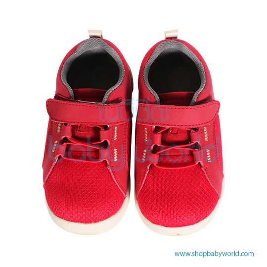 Snoffy First Step Shoes 18836 Red 24(1)
