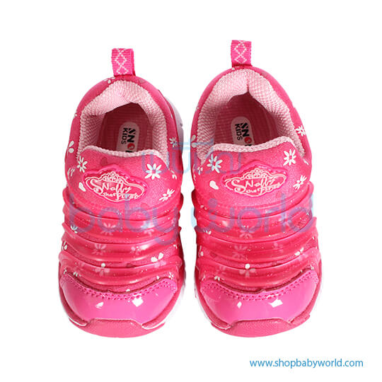 Snoffy Sport Shoes LCYD16801 Rosy Red 23(1)