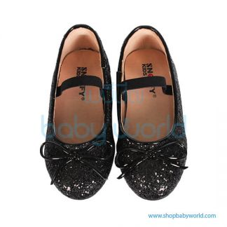 Snoffy Autumn Leather Shoes NAQK18814 Black 27(1)