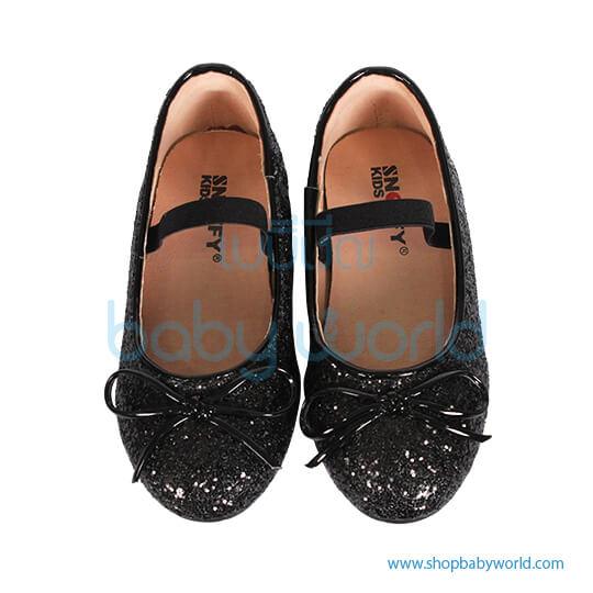 Snoffy Autumn Leather Shoes NAQK18814 Black 27(1)
