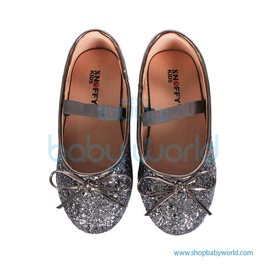 Snoffy Autumn Leather Shoes NAQK18814 Space Grey 29(1)