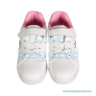 Snoffy Spring Shoes P3AYD18621 White/Red 31(1)