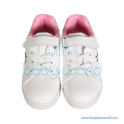 Snoffy Spring Shoes P3AYD18621 White/Red 32(1)