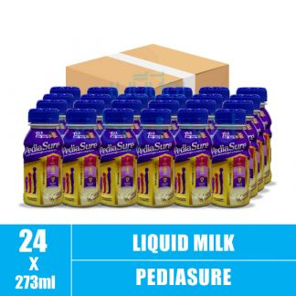 Pediasure MRI Vanilla Unique Label 237ml(24)CTN