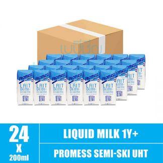 Promess Semi-Ski UHT 200ml (4)(CTN)