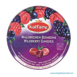 Kalfany Wildberry Candies 150g (10)