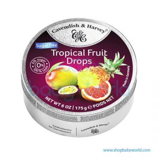 C&H Tropical Fruit Sugar free(9)