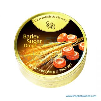 C&H Barly Sugar Drope 9Tin x 200g(9)