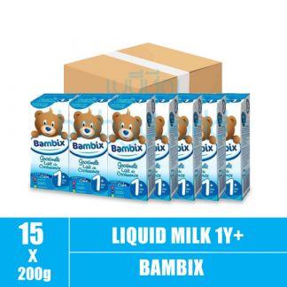 Bambix Infant Liquid Milk (1+) 200ml 5 x3 (5)