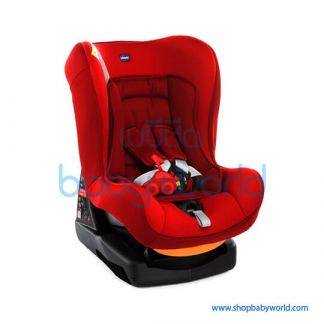 (DC) Chicco car seat Cosmos Red 7079163640000
