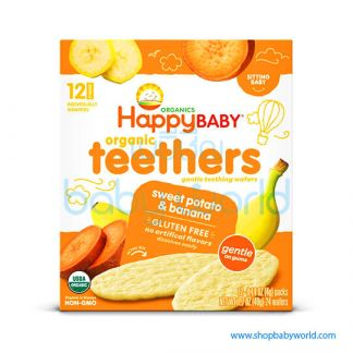 Happy Teethers Banana & Sweet potato 48g (6)