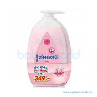 Johnson Baby Pink Lotion 500ml Twin Pack CRANBERRY(6)