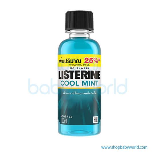 Listerine Cool Mini 100ml (24)