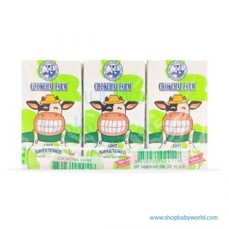 Chokchai Sweet Milk 6x125ml (8)CTN