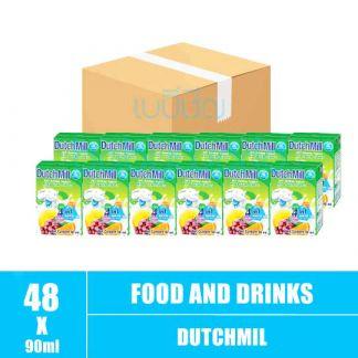 Dutchmill UHT 90ml Mixed Fruit(12)CTN