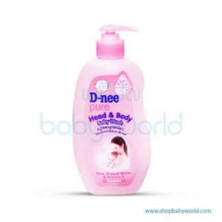 Pure H & B Wash 200ml ( Pink )