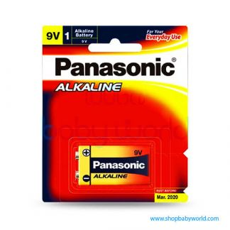Panasonic Alkaline 6LR61T/1B (12)