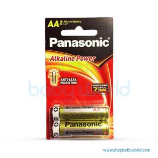 Panasonic Alkaline LR03RTB/2B AAA2 (12)