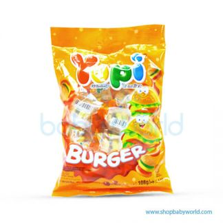 Yupi Burger 24bag x 96g (24)