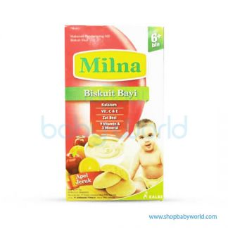 Milna Baby Cereal 6 Plus Banana 120g (65)