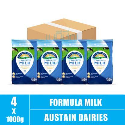 AD Whole Milk 1+ 1000g (4)CTN