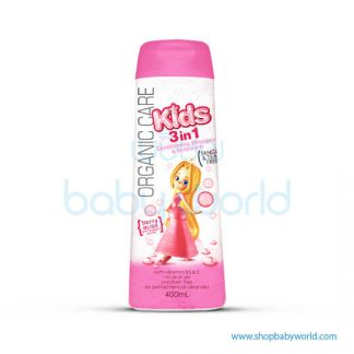 Organic Care 3 in 1 Berry Bliss 400ml(4)