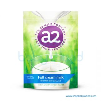 A2 Full Cream milk powder- 1+ 1000g (6)
