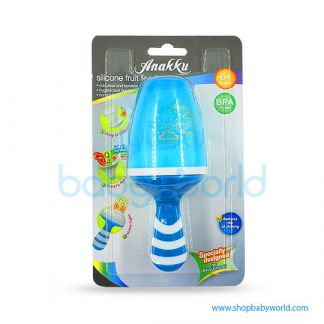 Annakku POPSICLE SILICONE FRUIT FEEDER(6)