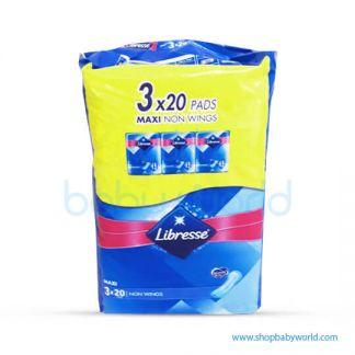 Libresse Maxi NW 3x20's (8)