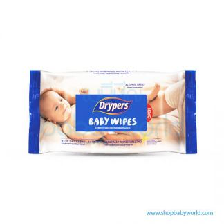 Drypers Baby Wipes 100s(24)