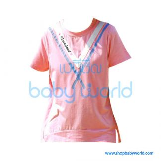 Bearsland pink short tops BB093 L(1)