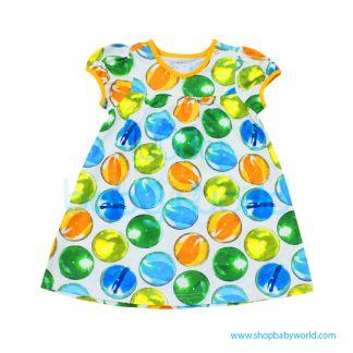 Malimarihomemarihome S/S Dress E21D7422Kg