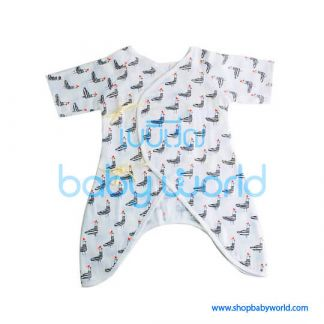 Muslin Tree Body Suits - Cock 0-6m(1)
