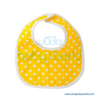 Muslin Tree Baby Bib - Dots(1)
