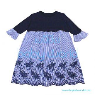 Love In Colors Medium sleeve skirt YDQ861996(1)