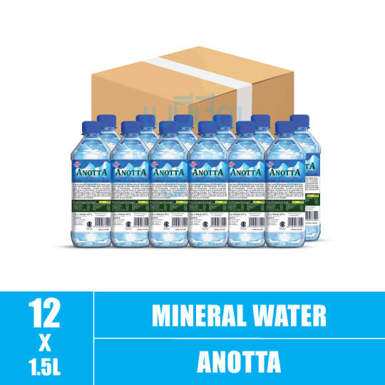 Anotta Water 1.5l(12)(CTN)