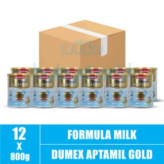Dumex Aptamil Super Gold (2) 6-24M 800g (12)CTN