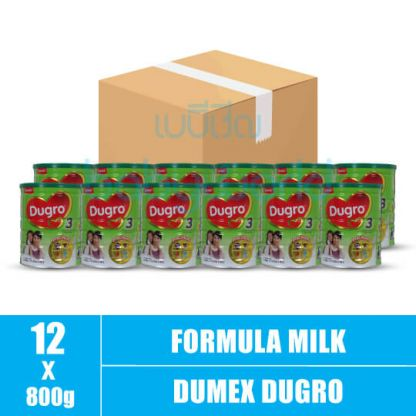 Dumex Dugro (3) 2y+ 800g (12)CTN